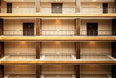 офис залы здания самомоднейший Стоковое фото RF