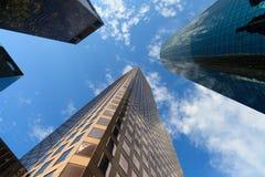 офис зданий городской Стоковая Фотография RF