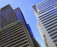 офис зданий самомоднейший Стоковая Фотография