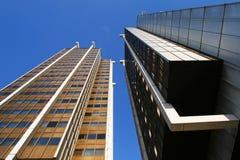 офис зданий Стоковое Изображение RF