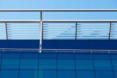 офис здания стеклянный самомоднейший Стоковая Фотография