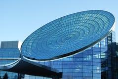 офис здания стеклянный уникально Стоковые Фото