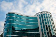 офис здания стеклянный урбанский Стоковое Изображение