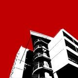 офис здания бесплатная иллюстрация