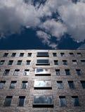 офис здания amersfoort Стоковое Изображение RF