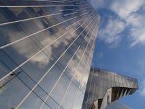 офис здания barcelona Стоковая Фотография