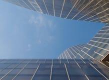 офис здания barcelona Стоковые Фотографии RF