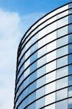 офис зеркала здания Стоковые Фото