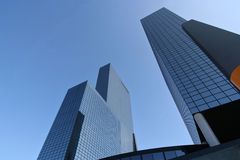 офис зданий Стоковые Изображения