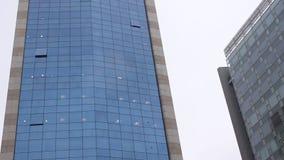 офис зданий berlin сток-видео