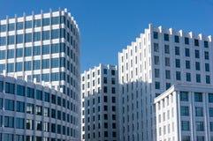 офис здания внешний самомоднейший Стоковое Изображение