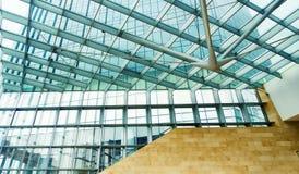офис здания стеклянный самомоднейший Стоковые Изображения RF