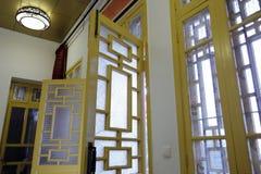 Офис известного виска nanputuo, amoy город, фарфор Стоковая Фотография