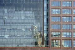 Офис и жилой комплекс Стоковые Изображения