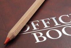 офис книги стоковое изображение rf