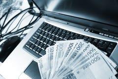 офис коммерции e дела вспомогательного оборудования Стоковое Изображение RF