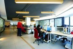 офис компании Стоковая Фотография RF