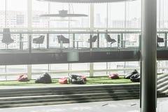 офис конструкции нутряной самомоднейший Стоковая Фотография RF