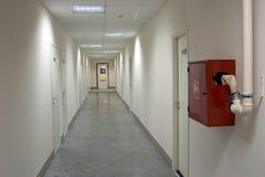 офис корридора Стоковые Изображения