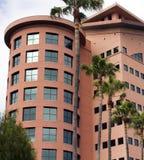 офис красивейшего входа здания корпоративного новый Стоковые Изображения