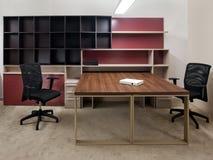 офис красивейшей конструкции нутряной самомоднейший стоковые изображения rf