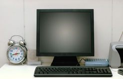 офис малый Стоковое Изображение RF