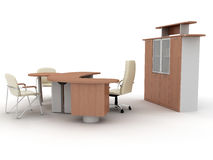 офис мебели бесплатная иллюстрация