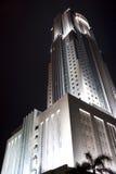 офис ночи здания Стоковое фото RF