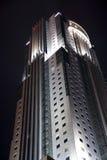офис ночи здания Стоковые Изображения RF