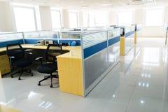 Офис ночи Стоковая Фотография RF