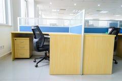 Офис ночи Стоковое Изображение