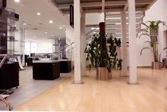 офис окружающей среды Стоковое Изображение