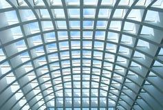 офис потолка здания геометрический Стоковое Фото