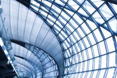 офис серого цвета потолка здания Стоковое фото RF