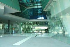 офис стекла входа Стоковое фото RF
