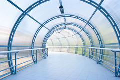 офис стекла корридора центра Стоковые Фото