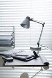 офис стола Стоковая Фотография