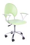 офис стула зеленый Стоковые Фотографии RF