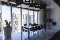 Офис Тель-Авив Google, Израиль стоковые изображения rf