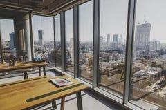 Офис Тель-Авив Google, Израиль стоковая фотография rf