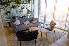 Офис Тель-Авив Google, Израиль стоковое фото