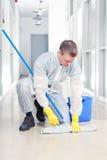 Офис чистки Стоковое Фото