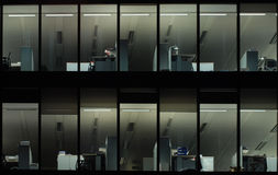 офис экстерьера здания Стоковое Изображение RF