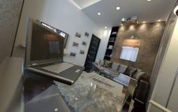 офис Стоковые Фотографии RF