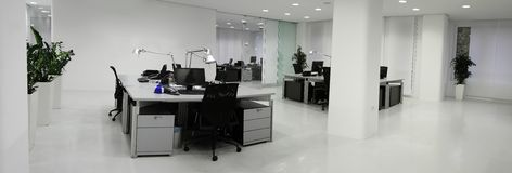 офис Стоковая Фотография RF