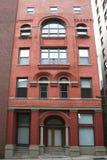 офис 19th столетия здания последний Стоковая Фотография RF