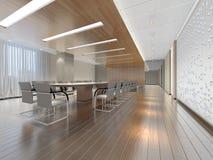 офис 3d иллюстрация штока