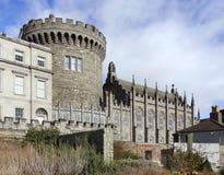 офис dublin конца замока bedford genelogical возвышается вверх Стоковая Фотография
