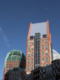 офис hague зданий Стоковая Фотография RF