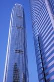 офис Hong Kong фарфора здания самомоднейший Стоковая Фотография RF
